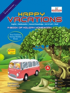 Happy Vacations WB-A