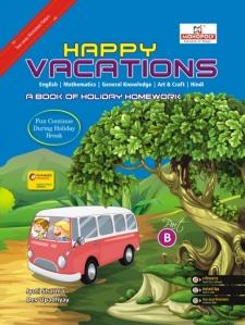 Happy Vacations WB-B