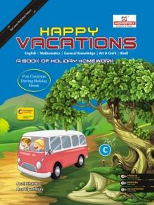 Happy Vacations WB-C